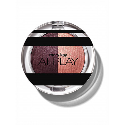 DÚO DE SOMBRAS MARY KAY AT PLAY® BERRIES & CREAM 2g.